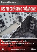 BEZPIECZEŃSTWO POŻAROWE. Warunki techniczne budynków 2018 - Dział VI