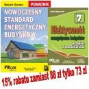 Pakiet NOWOCZESNY STANDARD ENERGETYCZNY BUDYNKÓW + Efektywność energetyczna budynków - 15 % rabatu zamiast 88 zl tylko 73 zł
