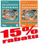 PAKIET Uprawnienia budowlane 2021 r. – 2 książki – 15proc. RABATU, + ebook BIP gratis - taniej o 48 zł
