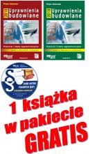 Uprawnienia budowlane 2018 Pytania i testy egzaminacyjne Pakiet 2 książki + Akty prawne na CD - 1 książka gratis 89 zł taniej