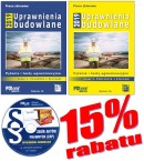 Uprawnienia budowlane 2019 Pytania i testy egzaminacyjne Pakiet 2 książki + Akty prawne na CD - 15% rabatu