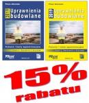 Uprawnienia budowlane 2019 Pytania i testy egzaminacyjne Pakiet 2 książki - 15 % rabatu