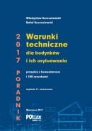 WARUNKI TECHNICZNE dla budynków i ich usytuowania 2017 - WYPRZEDAŻ 20% rabatu