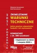 WARUNKI TECHNICZNE jakim powinny odpowiadać budynki i ich usytuowanie 2021 wyd. 14. PRZEDSPRZEDAŻ 20 zł taniej
