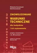 Znowelizowane WARUNKI TECHNICZNE dla budynków i ich usytuowania 2018 - WYPRZEDAŻ 25% RABATU